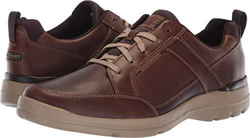 Edge Lace Up Shoe, boston tan leather, 14 M US ()