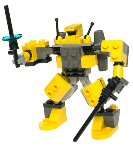 Amazon.com: LEGO Designer Sets: Mini Robots: Toys & Games