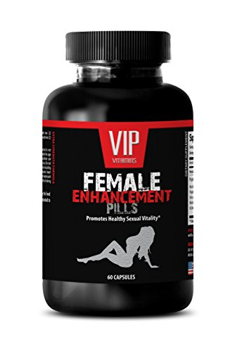 Pills for Women to Have Sex - Female Enhancement Advanced Formula 1560G - Horny Goat Weed for Men Sex Drive - 1 Bottle (60 Capsules)