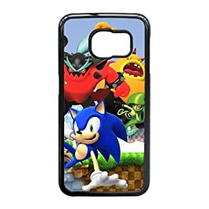 Special Design Cases Samsung Galaxy S6 Edge Cell Phone Case Black Sonic Lost World Sftuu Durable Rubber Cover