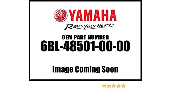 Yamaha 6BL-48501-00-00 Remote Cont Attachment Assembly; 6BL485010000 Made by Yamaha