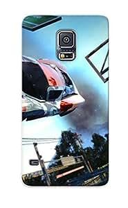 New Style Illumineizl Burnout Paradise Premium Tpu Cover Case For Galaxy S5