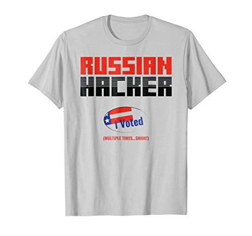 Halloween Russian Hacker Costume Soviet Union Funny