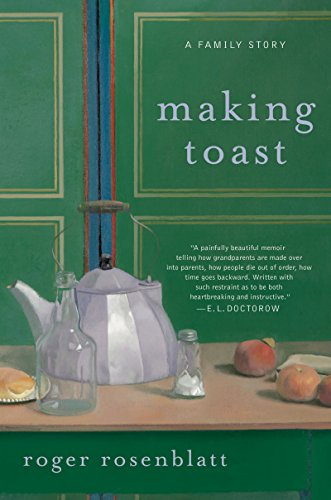 Making Toast: A Family Story cover