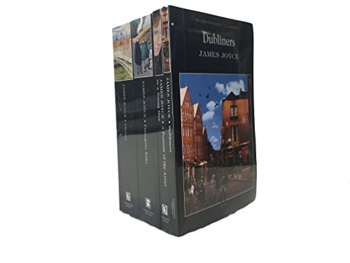 The Best of James Joyce 4 Volume Set
