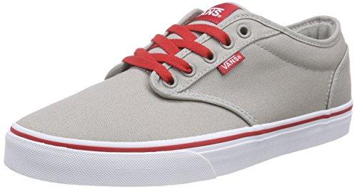 Vans - Atwood, Zapatillas Hombre Beige (varsity/gray/red)