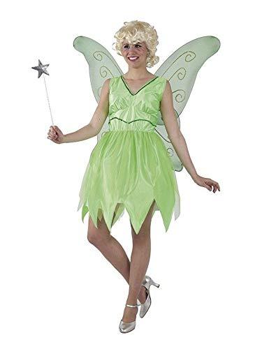 DISBACANAL Disfraz Campanilla Mujer - Único, M: Amazon.es: Juguetes y juegos