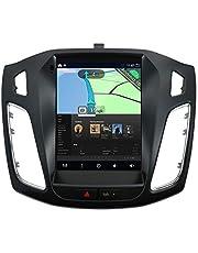 YUNTX Android 10 autoradio past voor Ford Focus (2010-2013) - [2G + 32G] - Gratis camera op de rug & Canbus & Map - GPS 2 Din - Ondersteunt DAB/stuurwielbesturing/WiFi/Bluetooth 5.0 / Carplay/IPS