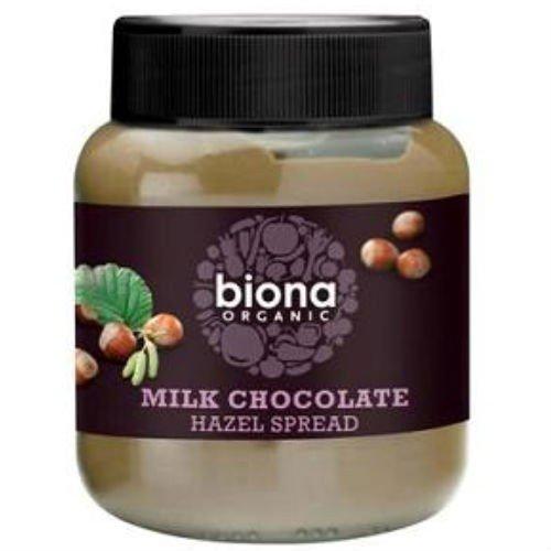 (3 PACK) - Biona - Organic Choc Hazelnut Spread | 350g | 3 PACK BUNDLE