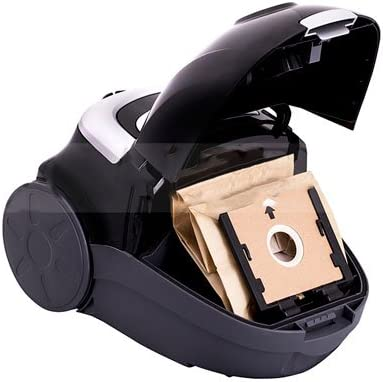 Comme Direct Ltd ? Bagged Bidon Aspirateur 800W avec Filtration HEPA