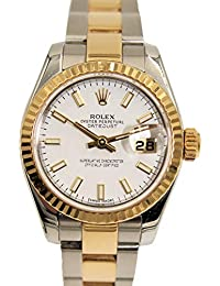 Datejust Automatic-self-Wind Female Watch 179173 (Certified Pre-Owned)