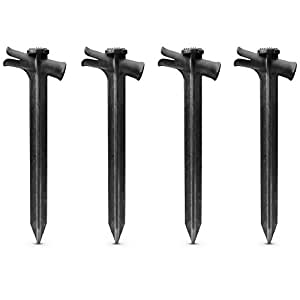 """Speed Cinch 9"""" Stakes 4 pack"""