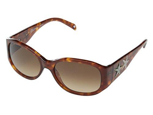 Brighton Anchors Away Light Brown Tortoise Starfish Sunglasses ()