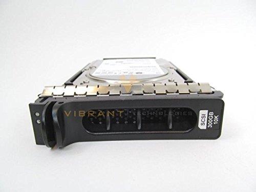 10k Scsi Hard Drive - DELL MAW3300NC 300gb 10K U320 SCSI 80pin Hard drive Dell labeled