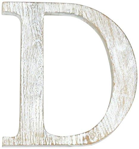 Mud Pie Wood Block Initial D