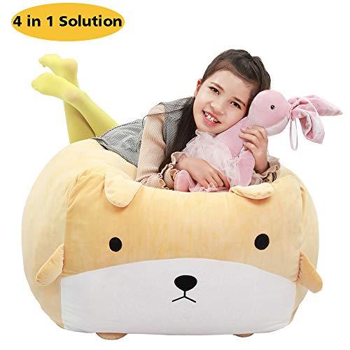 Stuffed Animal Dog Storage