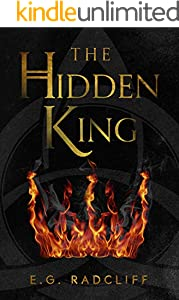 The Hidden King: A Celtic Fae Inspired Fantasy Novel (The Coming of Áed Book 1)