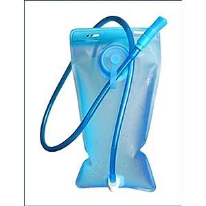4128Wmt9qxL. SS300  - SMARTZ® Tragbare 2 Liter Trinkblase - Wasserdichte Blase für den Rucksack, antibakteriell und auslaufsicher für jeden Trinkrucksack