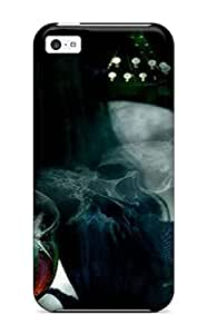 Awesome Design Bloodwine Dark Gothic Abstract Dark Hard Case Cover For Iphone 5c