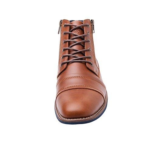 Global Win Globalwin Heren Classic 16371639 Mode Laarzen Tan1641