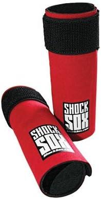 Shock Sox Fork Seal Guards 37-50mm Fork Tube 6 Red for KTM 950 Adventure 2002-2006