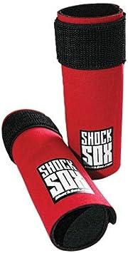 Shock Sox Fork Seal Guards 37-50mm Fork Tube 6 Red for Yamaha Super Tenere 1200 ES 2014-2018