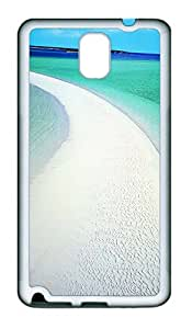 Samsung Galaxy Note 3 N9000 Cases & Covers - Musha Cay Bahamas Custom TPU Soft Case Cover Protector for Samsung Galaxy Note 3 N9000 - White