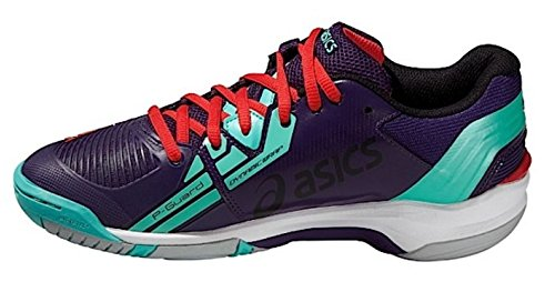 Asics 6 Handball Femme De Gel Bleu blast Chaussures gxpzTfg