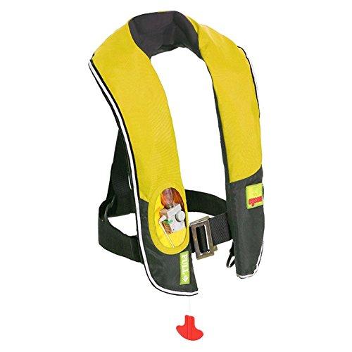 Premium Quality Automatic / Manual Inflatable Life Jacket Lifejacket PFD Life Vest Flotation Suit Inflate Survival Aid Lifesaving PFD NEW