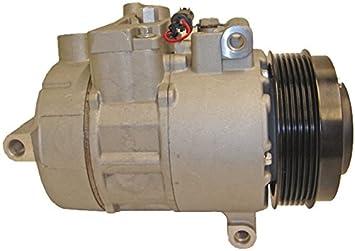 BEHR HELLA SERVICE 8FK 351 110-931 Compresor, aire acondicionado: Amazon.es: Coche y moto