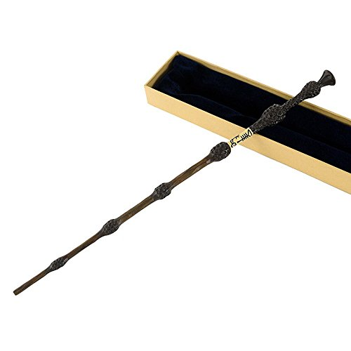 [New Metal Core Albus Dumbledore Magic Wand/ Harry Potter Magical Wand/ Gift Box Packing without LED] (0-3 Months Baby Halloween Costumes Uk)