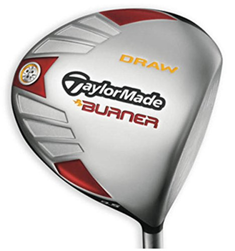 TaylorMade 2007 Burner Draw Driver 10.5 TM Reax Superfast 50 Graphite Regular Left Handed 45.5 in