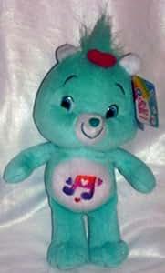 amazoncom care bears heartsong 8quot plush bear toys amp games