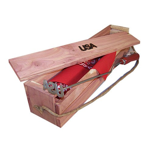 Texas Irons USA Gift Box Set ()