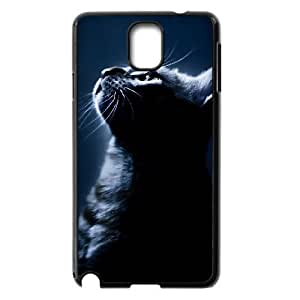 ALICASE Diy Case Cat For samsung galaxy note 3 N9000 [Pattern-1]