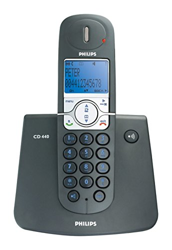 Philips CD 4401 High DefVoice Cordless Speaker Phone by Philips