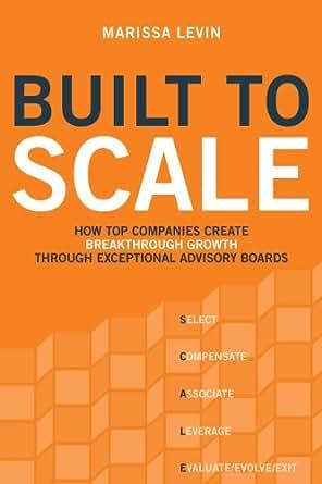 Amazon.com: Built to Scale: How Top Companies Create Breakthrough ...