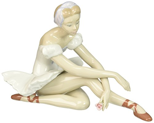 Lladro Rose Ballet Figurines