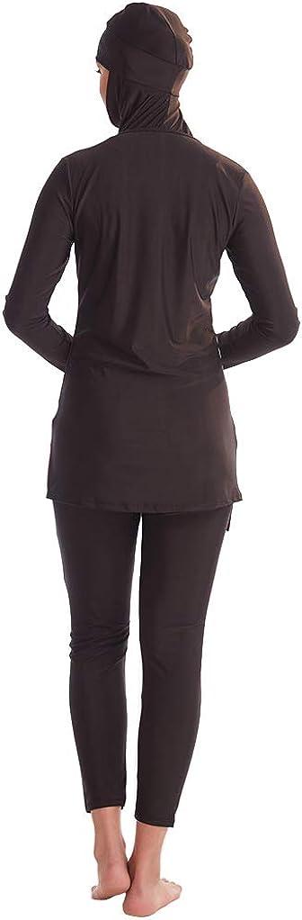seafanny Costumi da Bagno islamici Burkini Musulmani Modesty Costumi da Bagno con Hijab