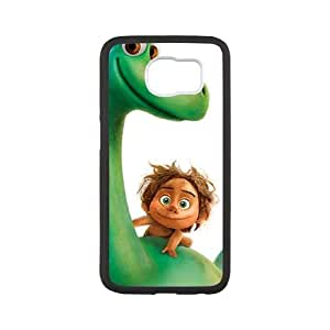 Samsung Galaxy S6 Phone Case The Good Dinosaur Personalized Cover Cell Phone Cases BXD737502