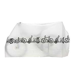 Bike cover Waterproof Dustproof Cover for Indoor and Outdoor Use