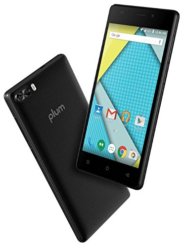 Plum Compass 4G LTE GSM Unlocked Smart Cell Phone 5'' Display Android 7.0 Quad Core 8+5 MP Camera by Plum (Image #6)