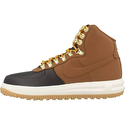 001 Duckboot 1 Force Baloncesto Zapatillas black Tan Hombre Nike Lunar Lt Phantom Multicolor De '18 British Para UawqxBWt