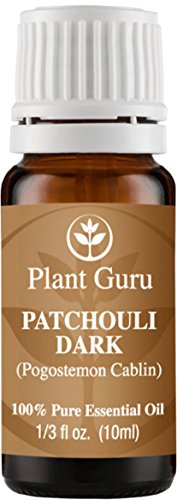 Patchouli Essential Undiluted Therapeutic Grade