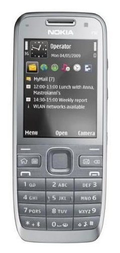 Nokia E52 Windows 8