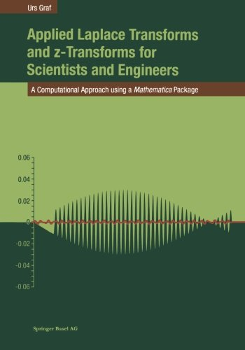 Applied Laplace Transforms and z-Transforms for Scientists and Engineers: A Computational Approach using a Mathematica P