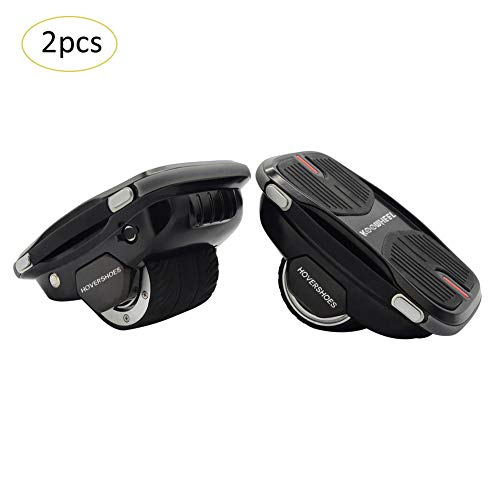 Shengruhua Electric Roller Skate Hovershoes with Two Single