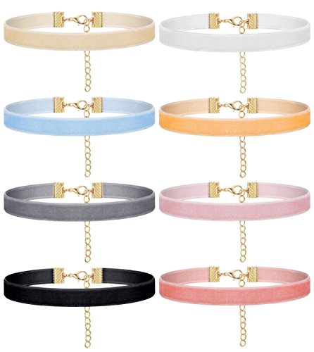 FIBO STEEL Womens Necklace Chokers