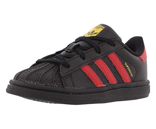 core Scarlatto scarle Superstar Unisex goldmt Black Sportive J rosso oro Nero Scarpe Adidas 4Tw6F0qzw