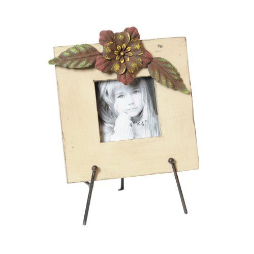 Wilco Imports Wood Photo Frame with Easel, 7.75 by 2.25 by 11-Inch, - Wilco Frames